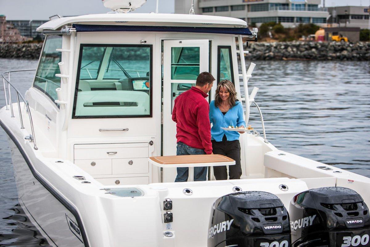 Boston Whaler 315 Conquest