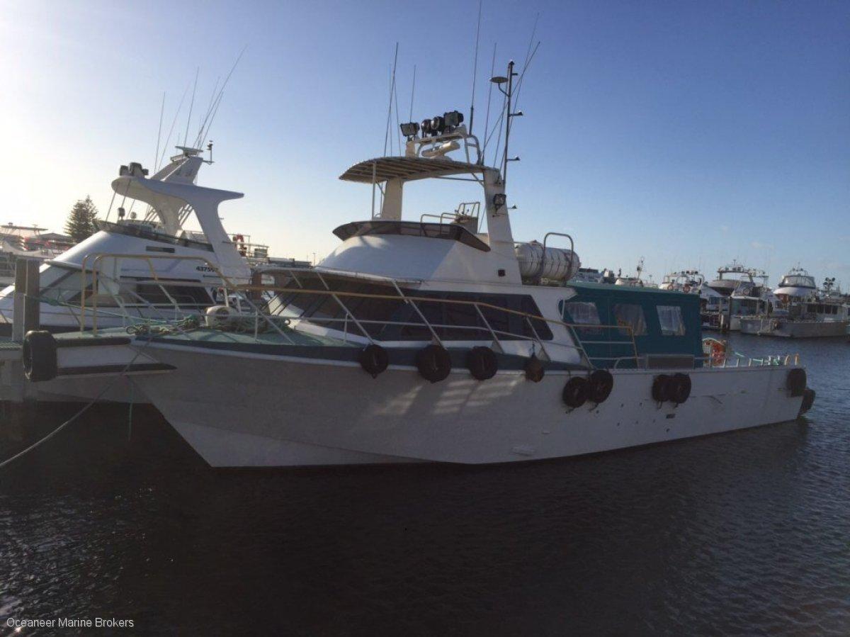 Millman Cray Boat
