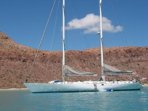 Ocean 80 Fantastic World Cruising Yacht. MUST BE SOLD