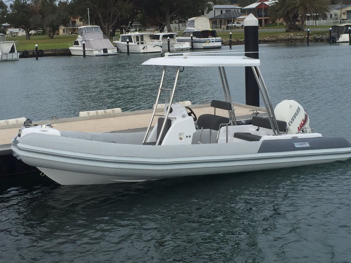 West Ribs 650 Vogue - Save $20,000 on this demo model