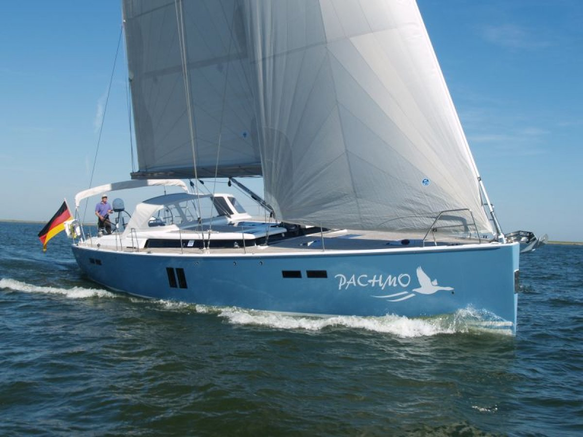 Hanse 545 - Superbly Equipped and Maintained