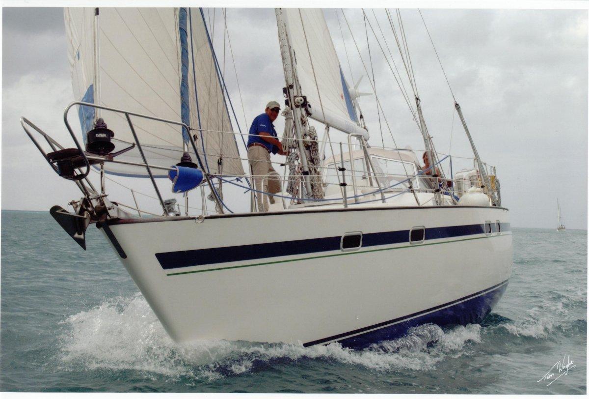Taswell 43 TaShing Yachts Bluewater Cruiser/Center Cockpit