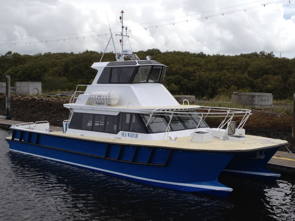 Everingham 15M Passenger Catamaran