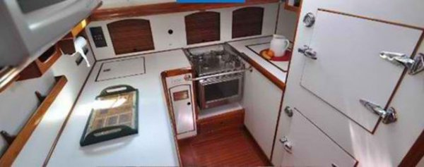 Immaculate Extended Cruising 75ft Motorsailer