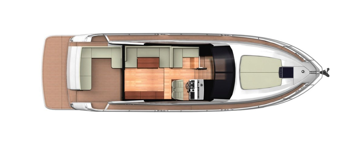 Fairline Targa 50 GT