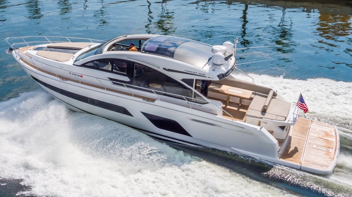 New Fairline Targa 53 GT