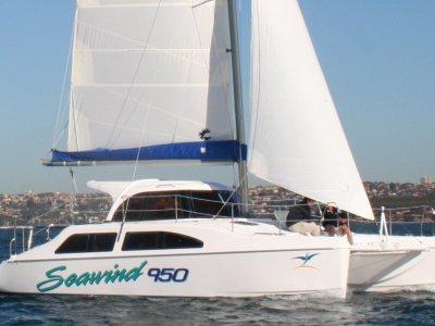 Seawind 950 Catamaran