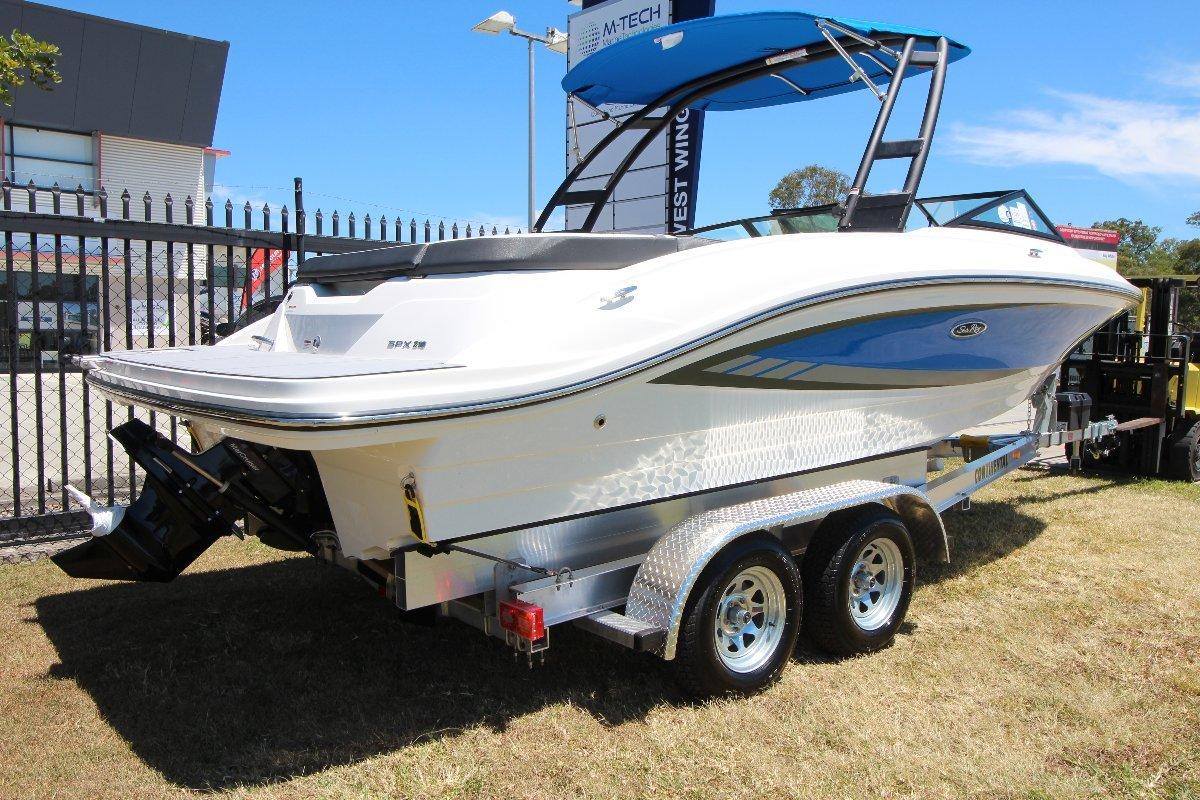 Sea Ray 21 SPX Bowrider