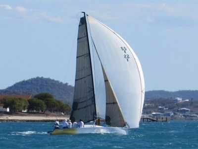 Rogers Canting Keel
