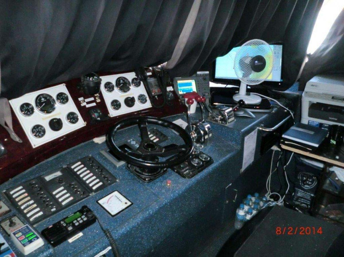 12m 12PAX Jet Crew Vessel