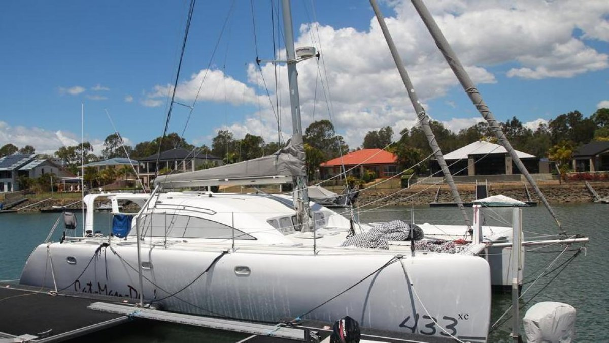 Grainger Catamaran 433XC