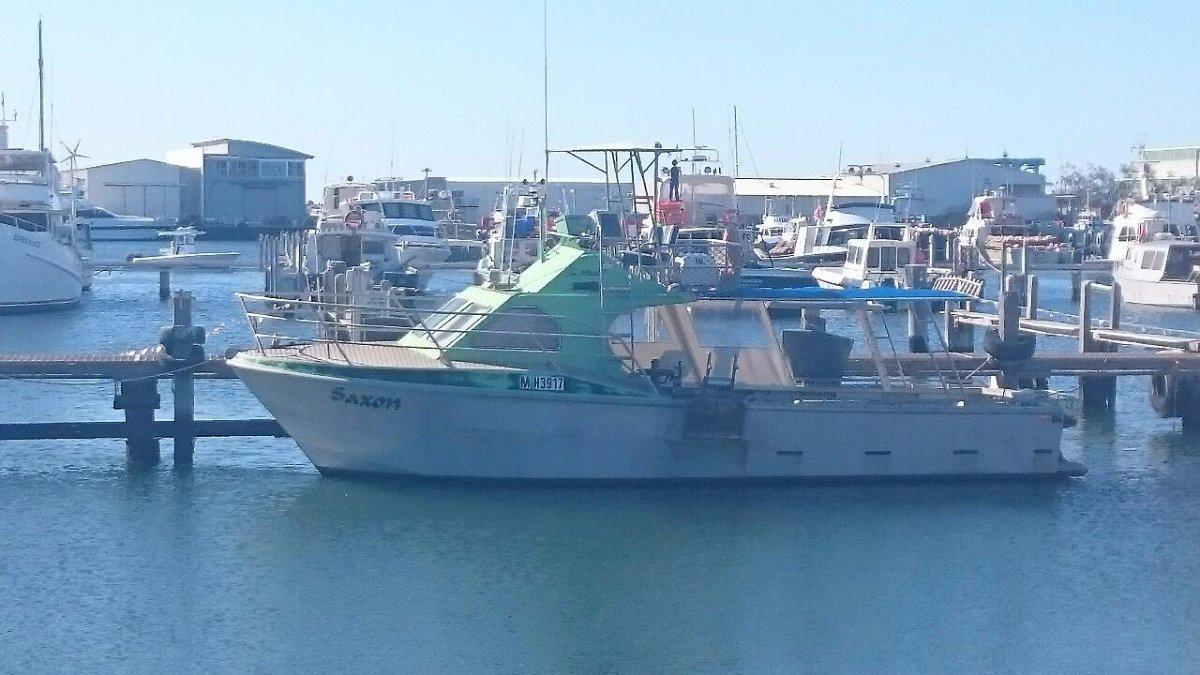 Millman 11m Cray Boat