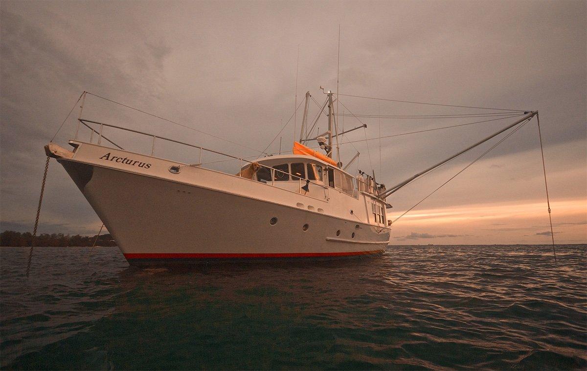 Nordhavn 46 Stunning world cruising motor yacht