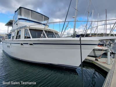 Defever 40 Flybridge