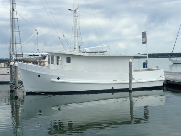 42 ft Trawler