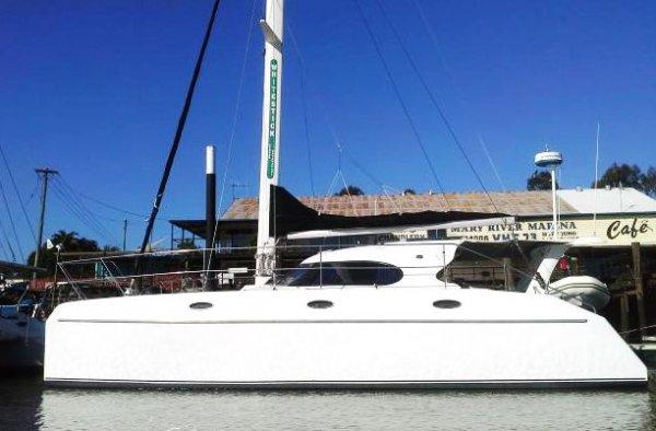 Jensen Coral Sea 37 Catamaran