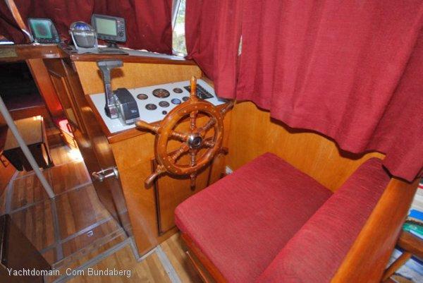 John Pugh Centre Cockpit Sloop Sara Band II