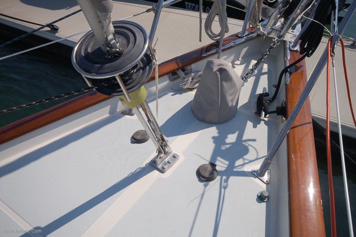 Tayana 48 Centre Cockpit Cutter rigged Cruiser