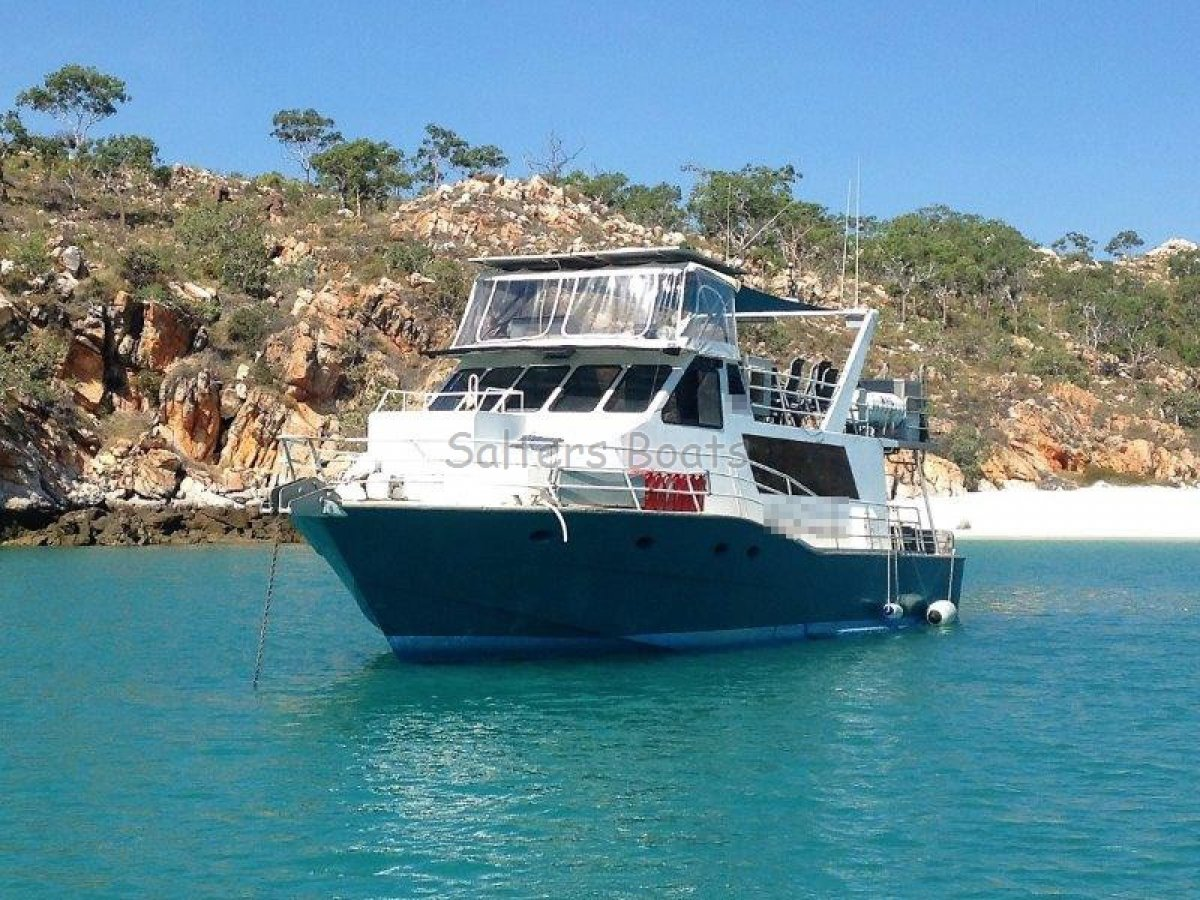Seaquest 55' Charter Vessel