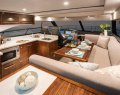 Riviera 4800 Sport Yacht:Engine Room and Pod Drive Access