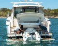 Riviera 4800 Sport Yacht Series II Platinum Edition:Tender Garage
