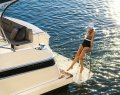 Riviera 4800 Sport Yacht:Blue-water Hull Design