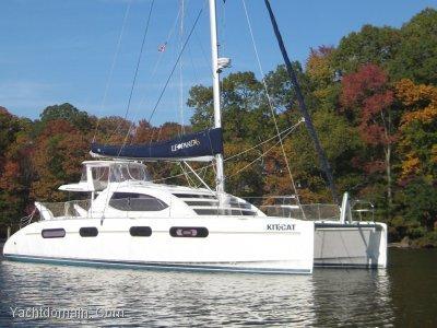 Leopard Catamarans 46- Click for more info...