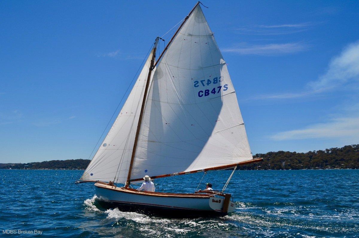 Couta Boat 26 Fibreglass