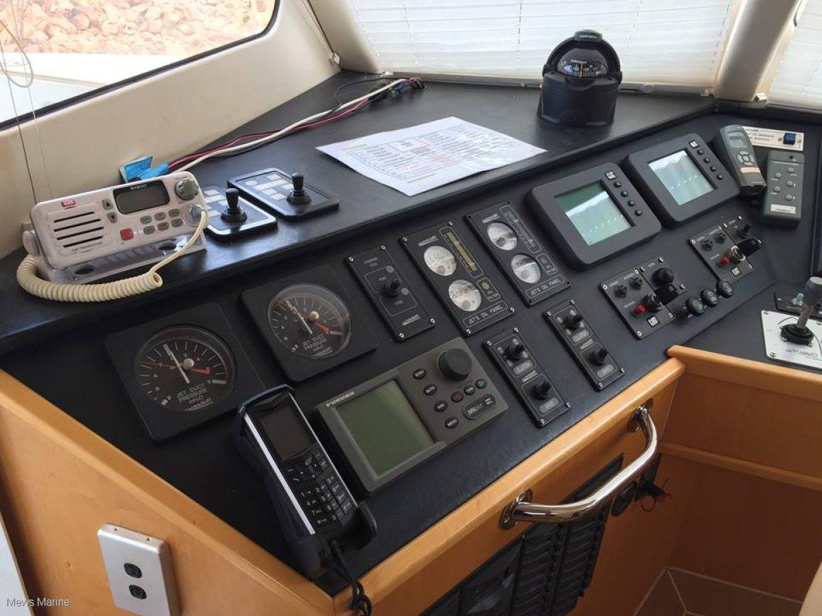 Crowther Planing Catamaran