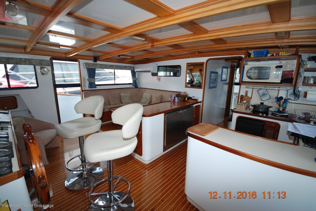 Brady 52 Catamaran Motivated seller will consider all offers