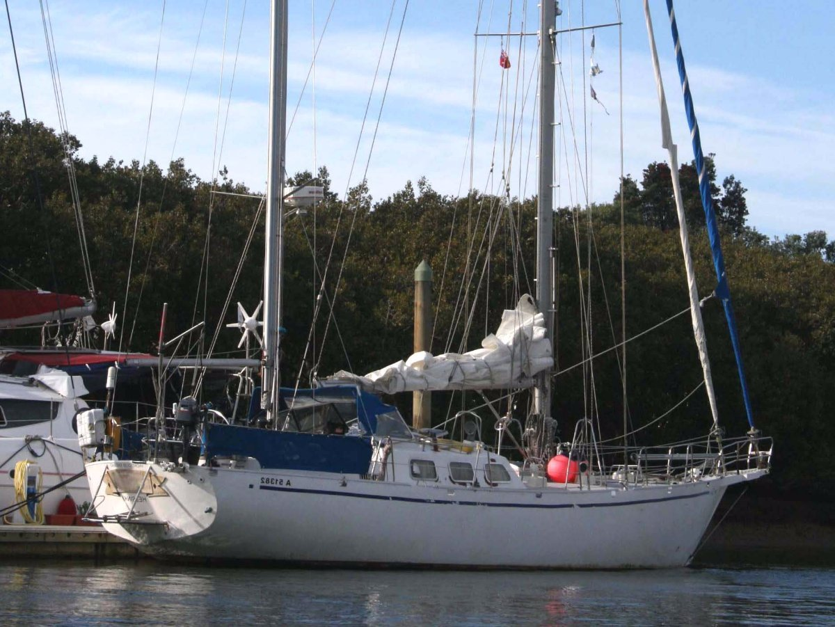 Eastwind 44 Ketch