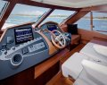 Belize 54 Sedan:Control and navigation aid is right at your fingertips