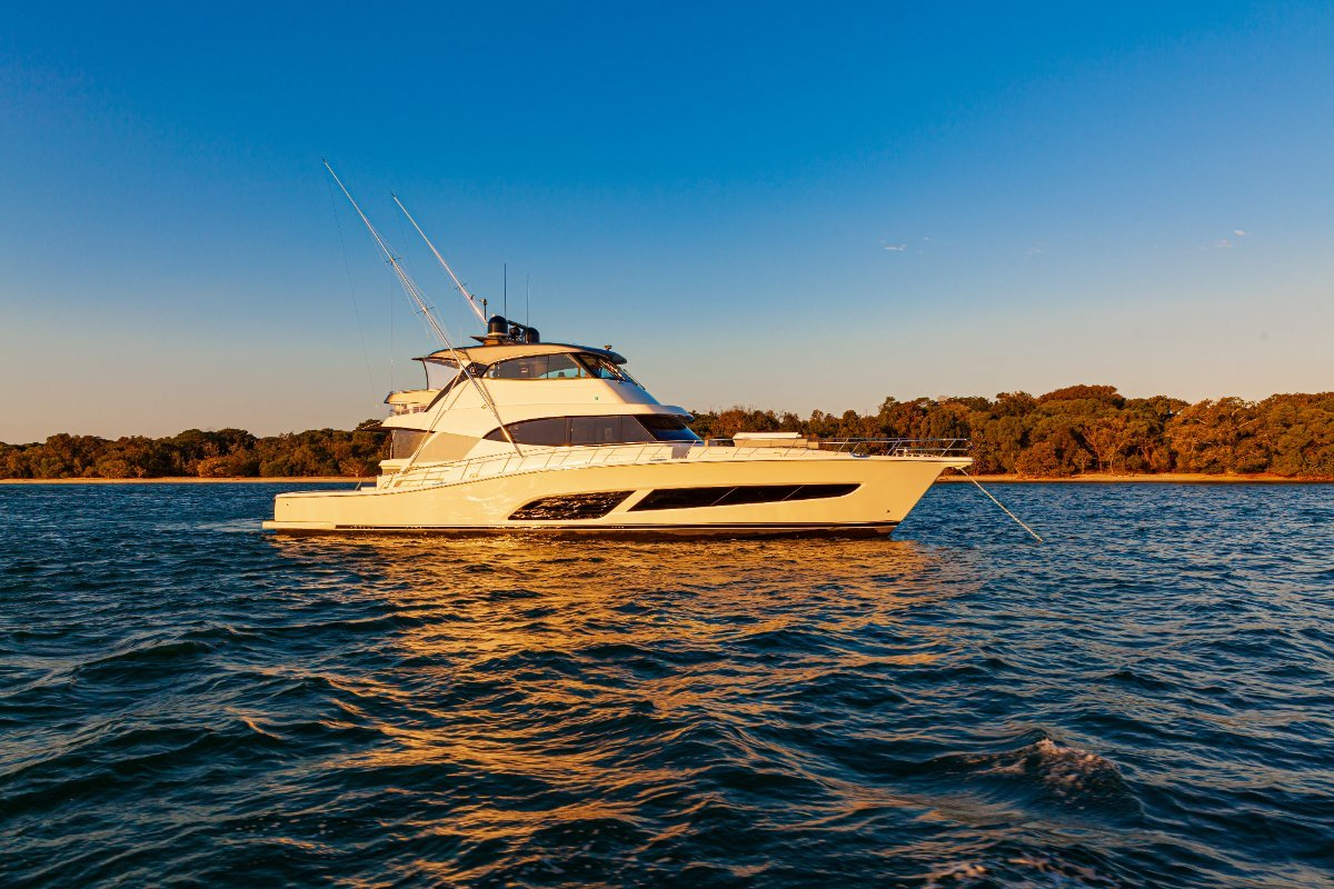 new riviera 72 sports motor yacht for sale boats for