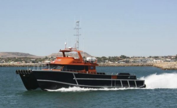 Fine Entry Global Design Charter Vessel