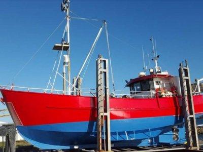 Steel Aft Wheelhouse Cray/Fishing Vessel