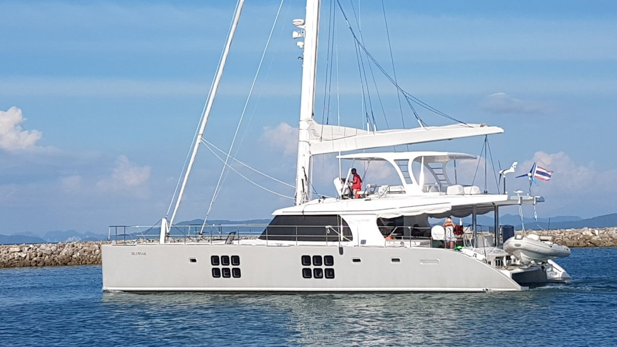 Sunreef Yachts 60
