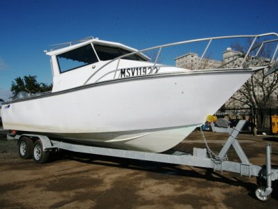Seatech 7.49 Hardtop Commercial Fishing
