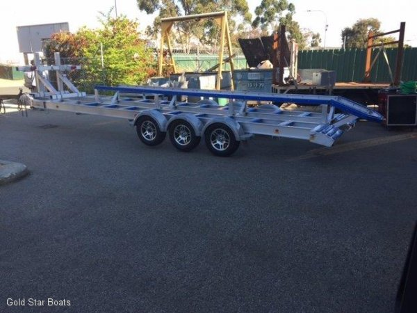 Goldstar Cat Trailer
