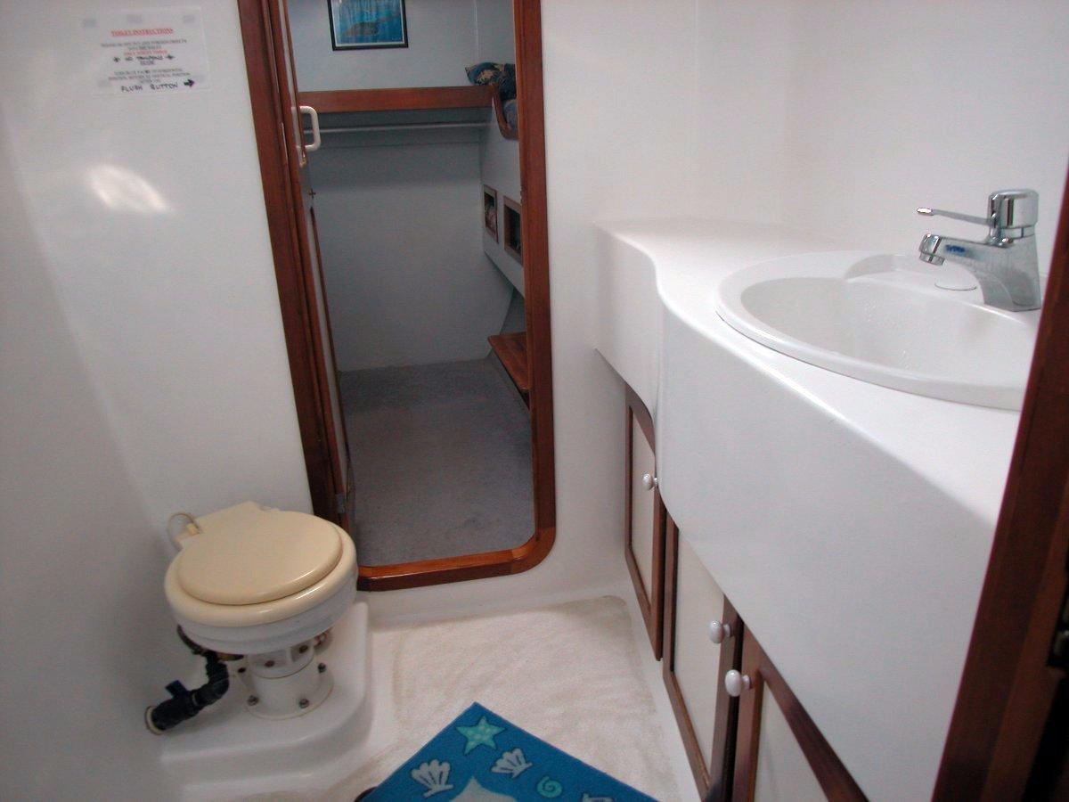 45' Catamaran based on Simpson Design