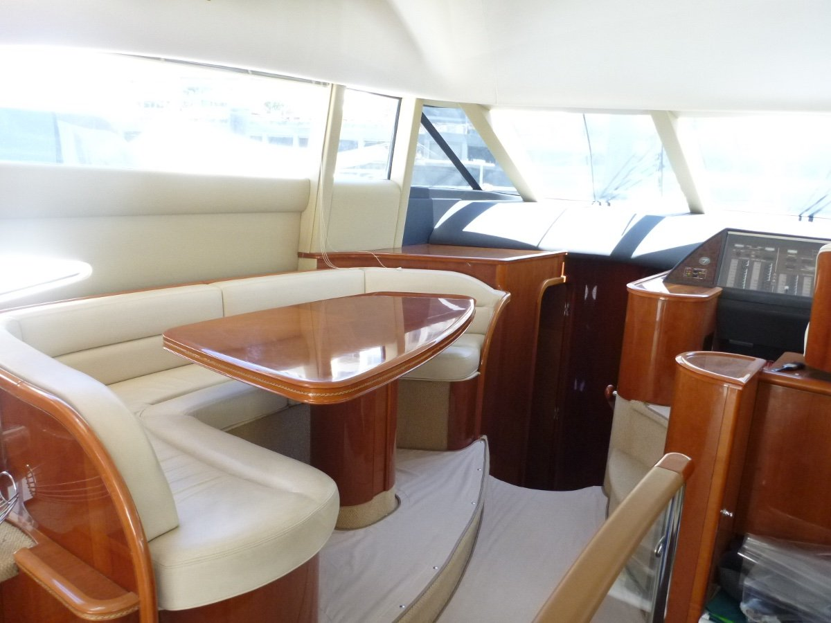 Princess P61 Fly Bridge Motor Yacht