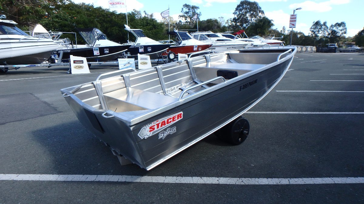 Stacer 399 Proline Striker Hull Only