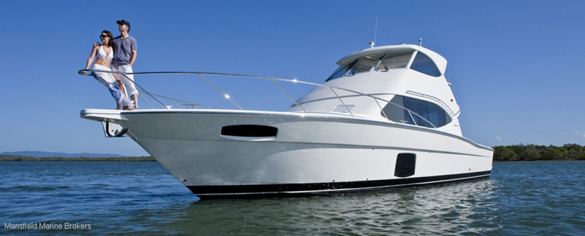 Maritimo 470 Offshore Convertible:Main pic is sistership