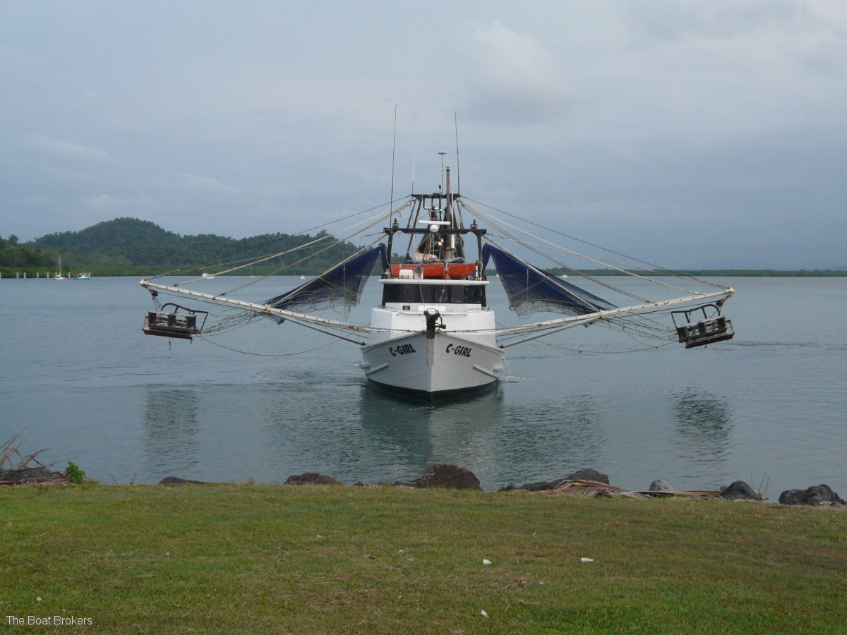 Used prawn trawler for sale boats for sale yachthub for Sips for sale