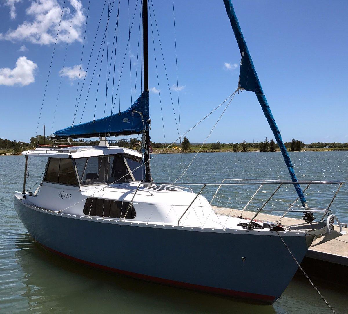 Sunbird Motor Sailer