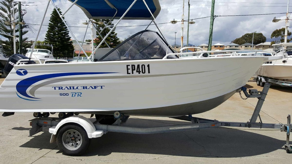 Trailcraft 500 Cross Sport Bowrider - HUGE PRICE REDUCTION!!!!