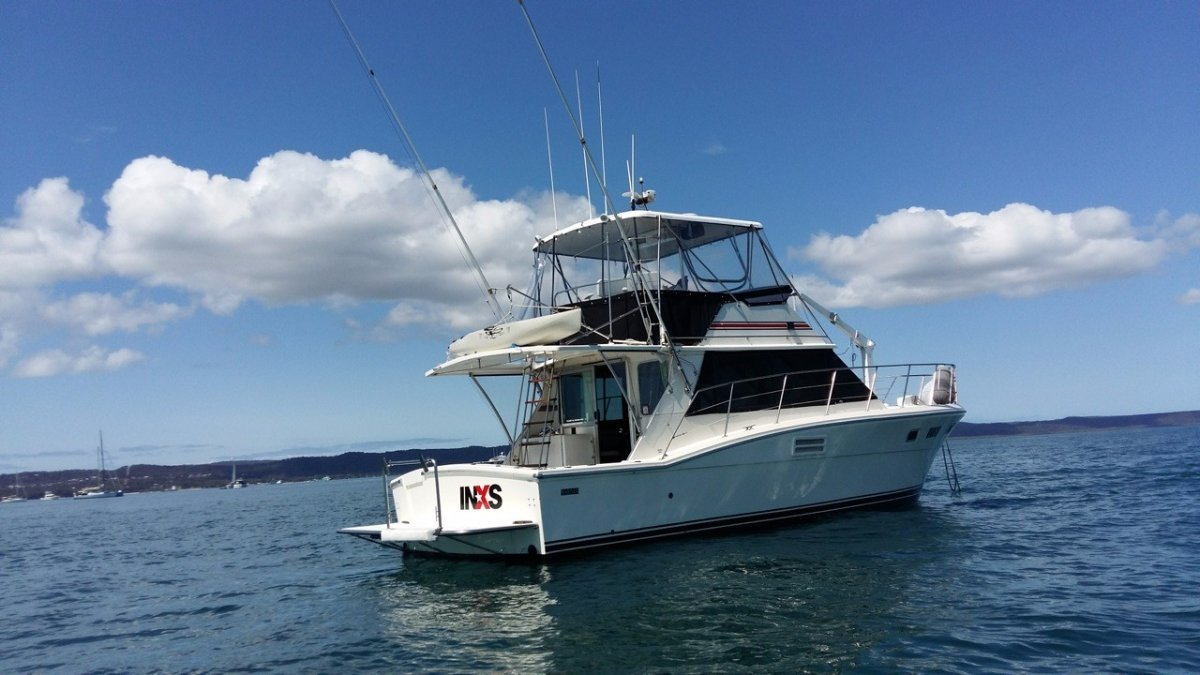 Mariner 38 Flybridge