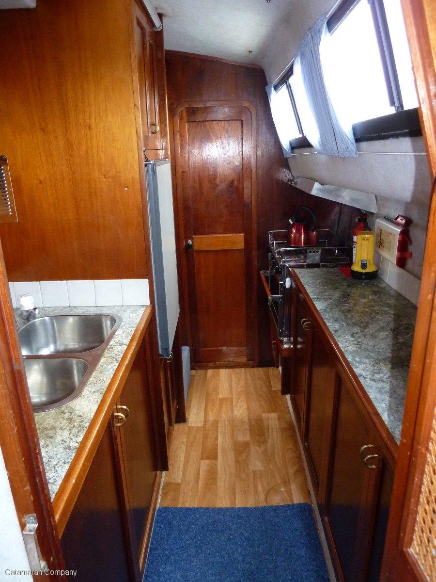 Elite 11 Sailing Catamaran
