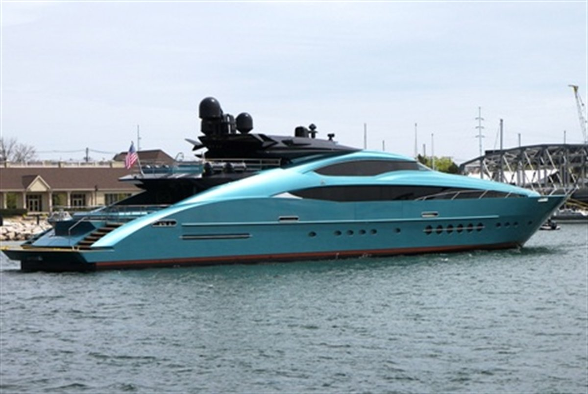 Palmer Johnson 150 Motor Yacht