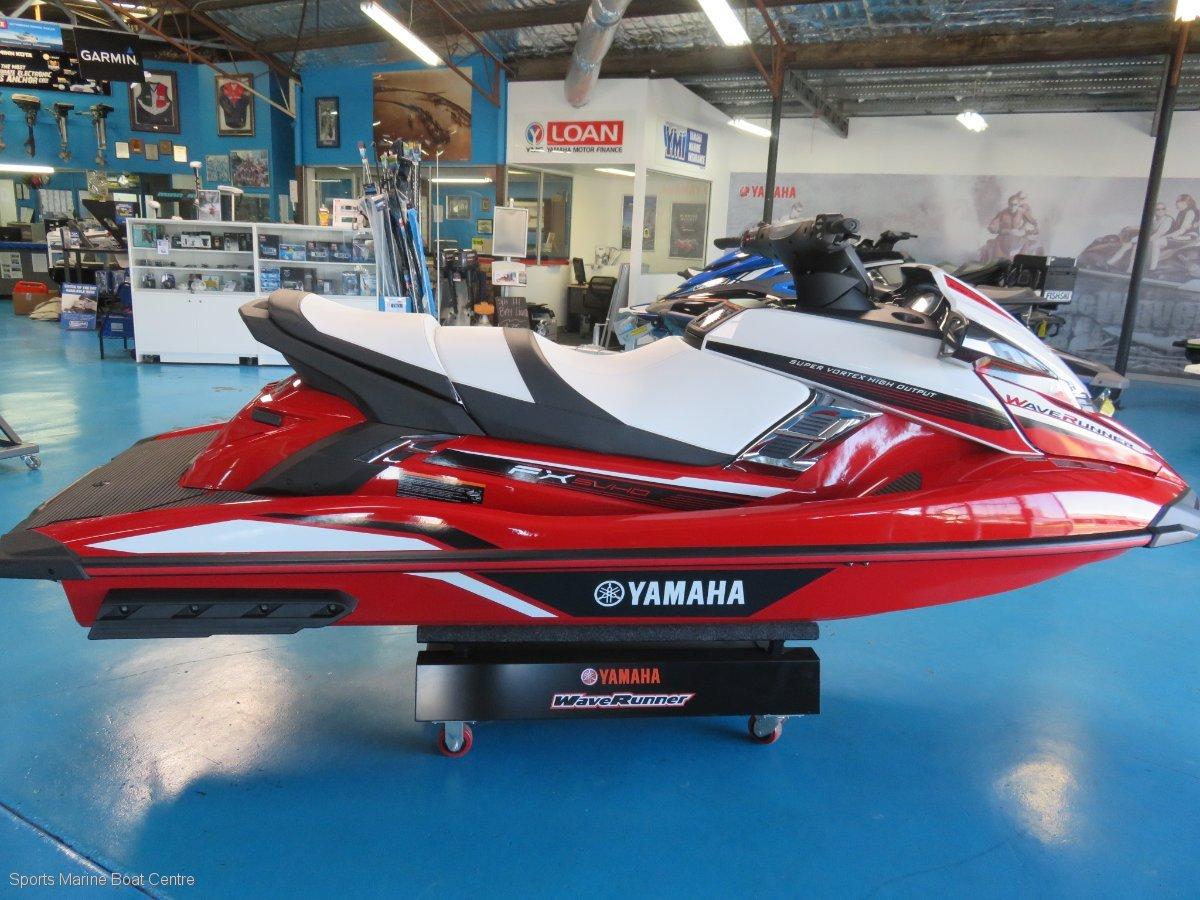 Yamaha FX SVHO Waverunner