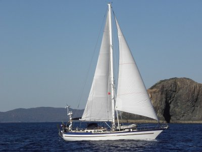 Flying Dutchman FD12 Cutter Rigged.- Click for more info...